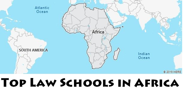 Top Law Schools in Africa
